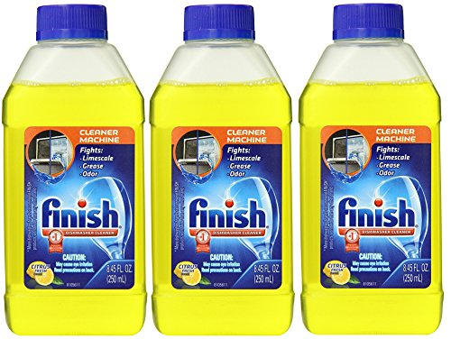 finish cleaner machine