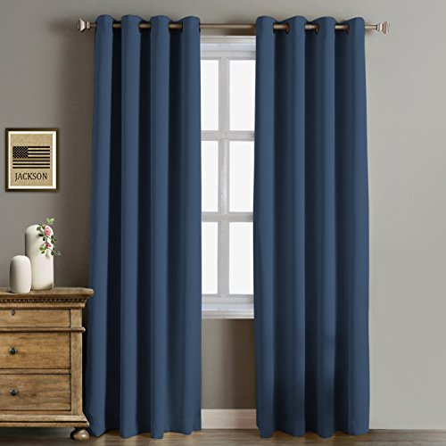 RHF Blackout Thermal Insulated Curtain
