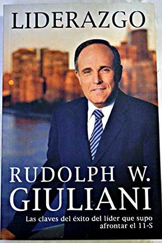 Descargar Libro Liderazgo Rudolph W. Giuliani