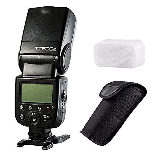 Godox TT600S HSS 1/8000s High-Speed Sync Built-in 2.4G Wireless Flash Speedlite Light Compatible for Sony, High Speed Thinklite with Hot Shoe for Most DSLR Digital Camera