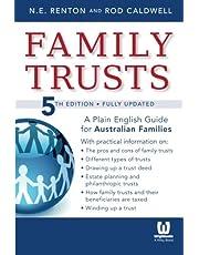 Family Trusts: A Plain English Guide for Australian Families 5E