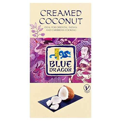 Blue Dragon Cream Coconut Block - 200g