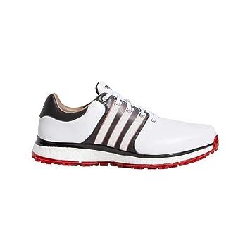 the best attitude c882d 616b0 adidas Tour360 XT SL Golf Shoes - White Black Red  Amazon.co.uk  Sports    Outdoors