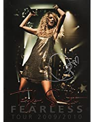 Taylor Swift signed World Tour program