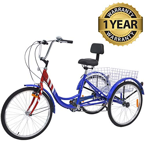 Slsy Adult Tricycles 7