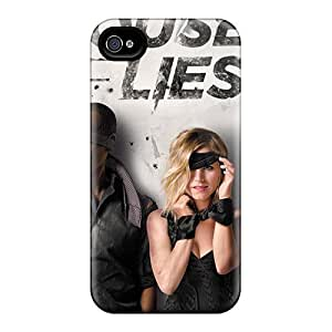 Fashion Protective House Of Lies Tv Series Case Cover For Iphone 4/4s