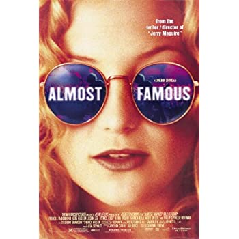 Amazon.com: Almost Famous - Movie Poster (Size: 27'' x 40 ...