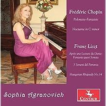 Sophia Agranovich plays Chopin & Liszt