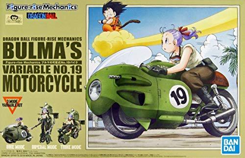 Bandai Hobby Figure-Rise Mechanics Bulma Transformable No.19 Bike
