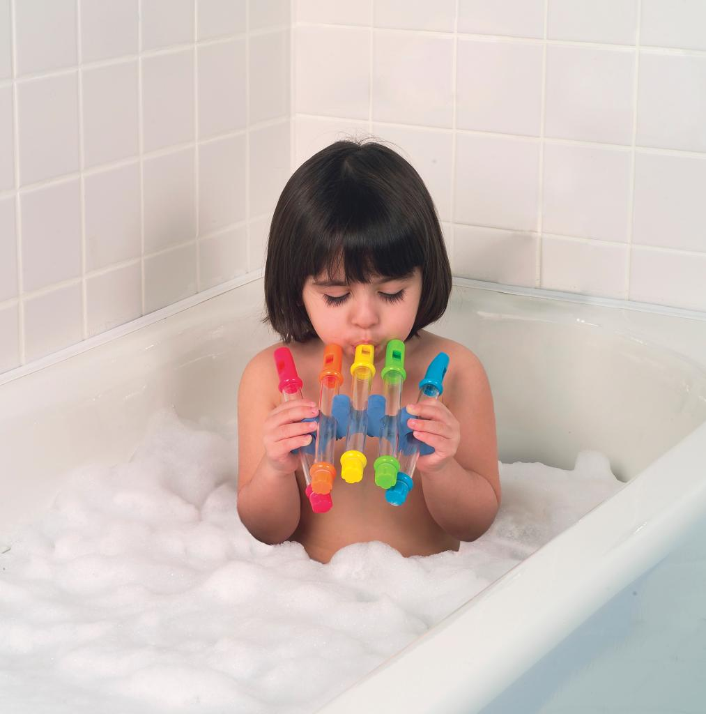 Discover Pre Approval >> Amazon.com: ALEX Toys Rub a Dub Water Flutes: Toys & Games