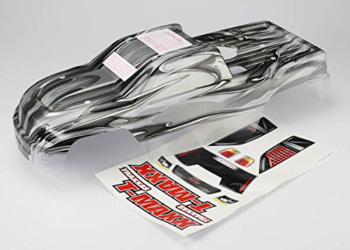Traxxas 4921X T-Maxx ProGraphix Body with Decal Sheet, for sale  Delivered anywhere in USA