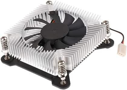 MagiDeal Pc Computadora Portátil CPU Enfriador Ventilador del ...