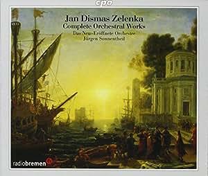 Zelenka: Complete Orchestral Works