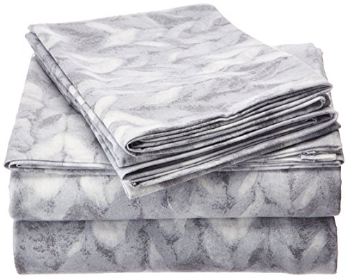 Brielle Fashion 100% Cotton Jersey, Full Sheet Set, Knitted