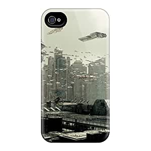 TinaMacKenzie AaH19869kRYT Cases Covers Iphone 6 Protective Cases Sci Fi City