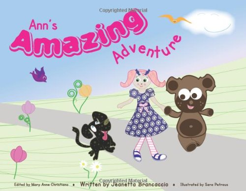 Download Ann's Amazing Adventure pdf