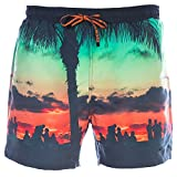 Hugo Boss Boss Swordfish Swim Short in Ibiza M