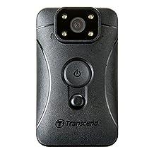 Transcend 32GB DrivePro Body 10 Clip-On Camera (TS32GDPB10A)