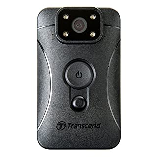Transcend TS32GDPB10A Body Security Camera, Black