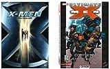X-Men 2 United DVD & X-Men Ultimate Comic Book Bundle Collection on CD