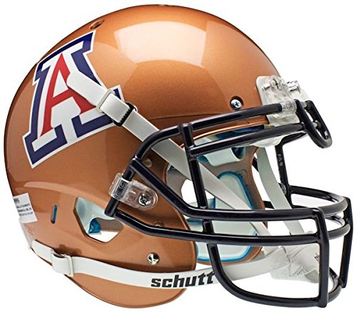 Collegiate Authentic Football Helmet - 4