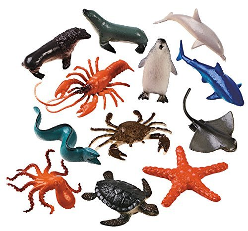 - Fun Express Ocean Animals (1 Dozen)