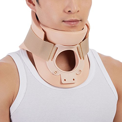 Philadelphia Cervical Philly Cervical Collar Hard Neck Brace Adults Post-op Neck Immobilizer (S)