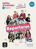 Espagnol 5e Reporteros : Cahier d'activités spécial dyslexiques !
