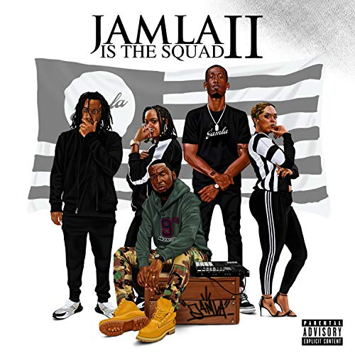 Image result for 9th wonder presents jamla is the squad ii