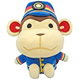 Little Buddy Toys USA Animal Crossing New Leaf Porter 7.5-Inch Plush