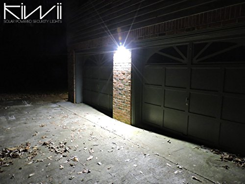 Solar Lights Kiwii Bright 90 Led Solar Powered Security