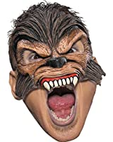 Disguise Wolfman Chinless Adult Mask