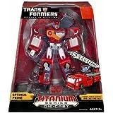トランスフォーマー タイタニウム スーパーファイヤーコンボイ(海外版) Transformers Titanium RID Optimus prime