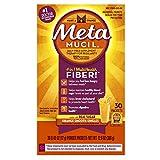 Metamucil Multi-Health Psyllium Fiber Supplement Powder with Real Sugar, Orange Flavored, 30 packets (Pack of 2) Review