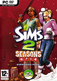 The Sims 2 Seasons Expansion Pack - PC