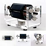 MAGIC SHOW Mendocino Motor Solar 3 magnetLevitatingHandmade Model km12