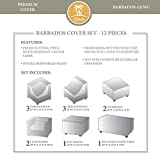 TK Classics Barbados Winter Cover Set 12cWC