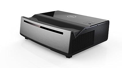 Dell Advanced 4K UHD Laser Projector S718QL – 5000 lumens, 4K UHD (3840 x  2160) Ultra-Short Throw-Black/Grey