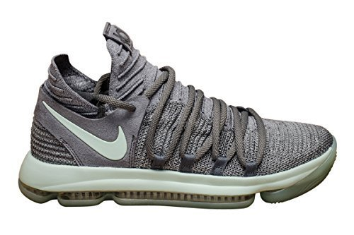 hot sale online a7f33 b32cd Galleon - Nike Mens Zoom KD 10 X Mens Basketball Sneakers New, Cool Grey  Igloo White 897815-002 (10.5)