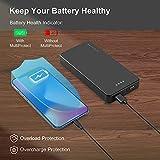 Svartgoti Power Bank, Battery Pack 20000 Portable