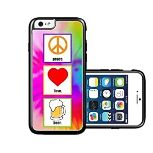 DaojieTM Generic Love Beer Iphone 6 Case - Fits NEW Iphone 6 Plus 5.5 Inch wangjiang maoyi