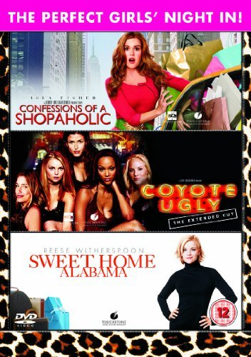 Girls' Night In - Confessions of A Shopaholic / Coyote Ugly / Sweet Home Alabama [Import anglais] -  DVD