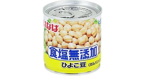 Inaba 100gX24 sal garbanzos piezas ensalada aditivo libre de todos los d?as: Amazon.es: Alimentación y bebidas