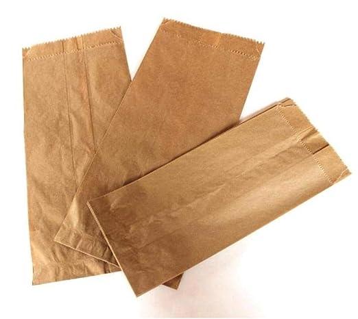 Bolsa de papel para alimentos / restaurantes, tiendas ...
