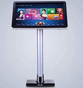 Karaoke Machine All in one Karaoke System with 22 inch HD Touch Screen for Home KTV System, More Than 45,000 Songs Including Mandarin,Taiwanese,Cantonese,English, Songs Cloud Update, YouTube WiFi