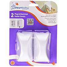 Dreambaby - Plug And Outlet Cover, White