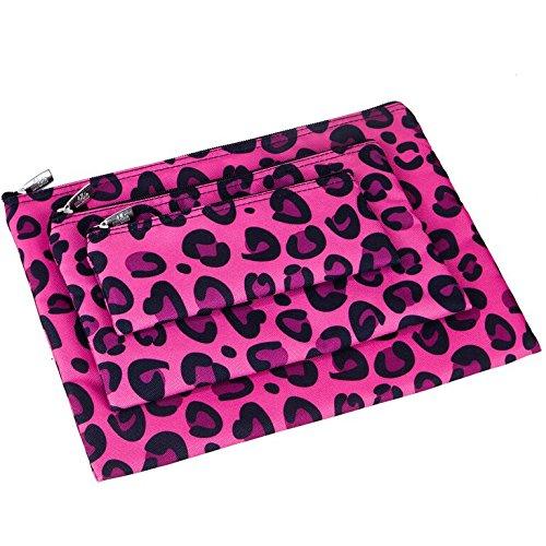 wildkin-pink-leopard-3-pc-organizer