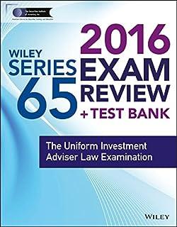 Kaplan Series 65 License Exam Manual Uniform Investment Advisor ...