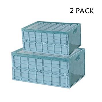 Amazon.com: MMYOMI - Caja de almacenaje plegable ...