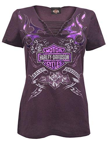 Harley Davidson T Shirts Women'S - 4